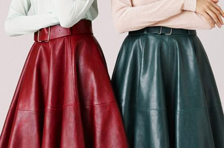 Leather Fever:  A Textura Promete Esquentar a Temperatura