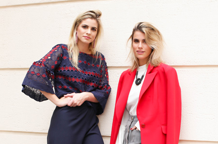 Stephanie e Anna Apresentam os Winter Shoes da Arezzo