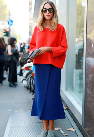 Red + Blue