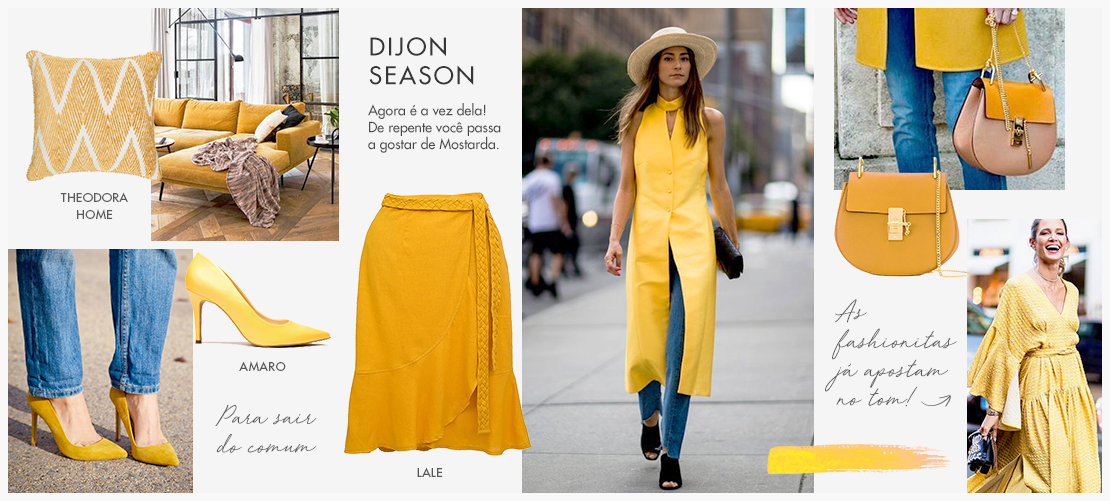 Dijon Season: O tom da vez vai dominar seu lifestyle