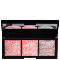 Ale De Souza Trio Luminous Face - Paleta De Blush 12,8G