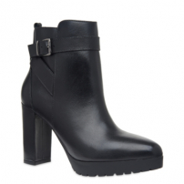 Ankle Boot Boho Couro