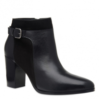 Ankle Boot Couro