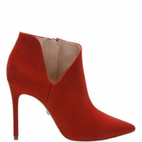 Ankle Boot Cut Out Red | Schutz
