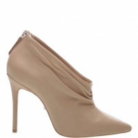 Ankle Boot Leather Nude | Schutz