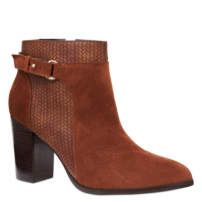 Ankle Boot Nobuck