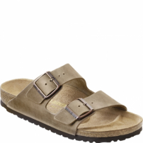 Birkenstock Arizona Fl Tabacco Brown