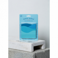 Bloco De Notas - Wave Notes Azul U