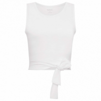 Blusa Cropped Nó - Off White