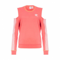 Blusa Cutout Sweater Adidas Originals - Rosa