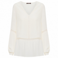 Blusa Feminina Romantic - Off White