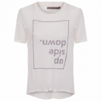 Blusa Feminina Upside Down - Off White