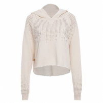 Blusa Moletom Virginia Bo.bô - Off White