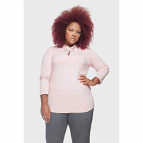 Blusa Torsion Bless Plus Size Nude-48/50