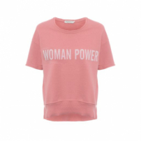 Blusa Woman  Power Le Lis Blanc - Rosa