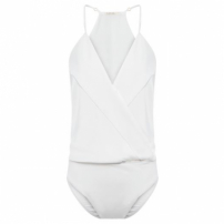 Body Alça Lux Canal - Off White