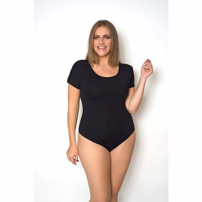 Body Basico Plus Size Morisco
