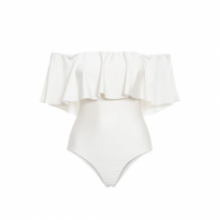 Body Ombro A Ombro Iorane - Off White