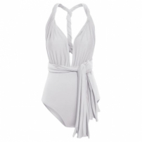 Body Playsuit Limited -Prata Wymann