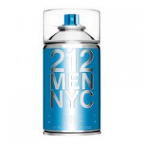 Body Spray Carolina Herrera 212 Men Vintage 250Ml
