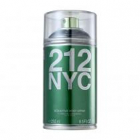 Body Spray Carolina Herrera 212 Nyc Seductive Feminino Eau De Toilette