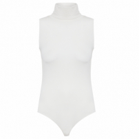 Body String Viscose - Branco