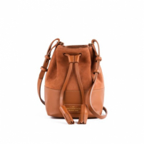 Bolsa Mini Meja Escudero & Co - Caramel