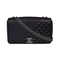 Bolsa Quilted Flap