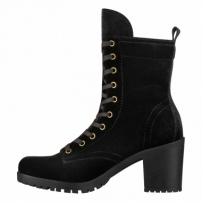 Bota Barth Shoes Thunder Veludo Preto