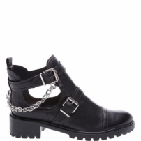 Bota Cut Out Black | Schutz