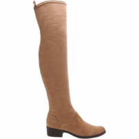 Bota Over The Knee Strech Caramel | Schutz