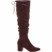 Bota Over The Knee Stretch Red | Schutz