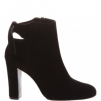 Bota Salto Back Bow Black | Schutz