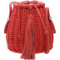 Bucket Bag Noah Trama Red | Schutz