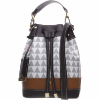 Bucket Bag Triangle Pearl | Schutz