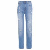 Calça Boot Cut Twenty Four Seven - Azul