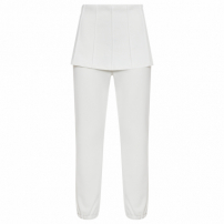 Calça Feminina Track Cloud - Off White