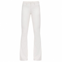 Calça Flare Joie By Ateen - Off White