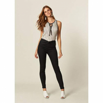 Calça Jeans Black Super Skinny Black - 42