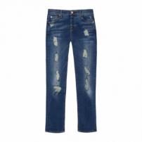 Calça Jeans Josefina With Destroy