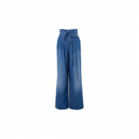 Calça Jeans Pantalona Wide 7 For All Mankind