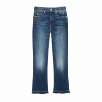 Calça Jeans The Cropped Boot