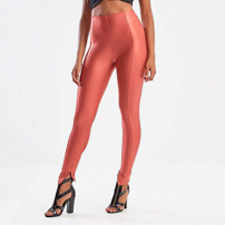 Calça Legging Feminina Sexy Pants Red -P