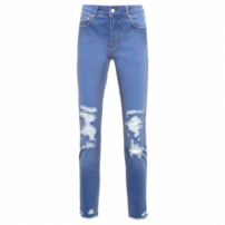 Calça Skinny Cropped Royal Amapô