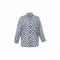 Camisa Abstract Andrea Marques - Azul