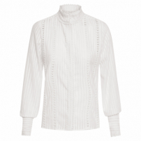 Camisa Feminina Lovely - Off White
