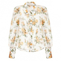 Camisa Golden Floral Zimmermann
