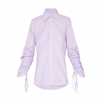 Camisa Mix Lilac Framed