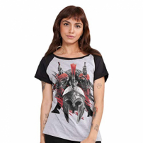 Camiseta Assassin's Creed Odyssey Espartanos