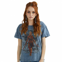Camiseta Assassin's Creed Odyssey Kassandra Warrior